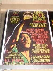 Tijuana concert