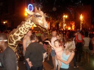 Urban Giraffes